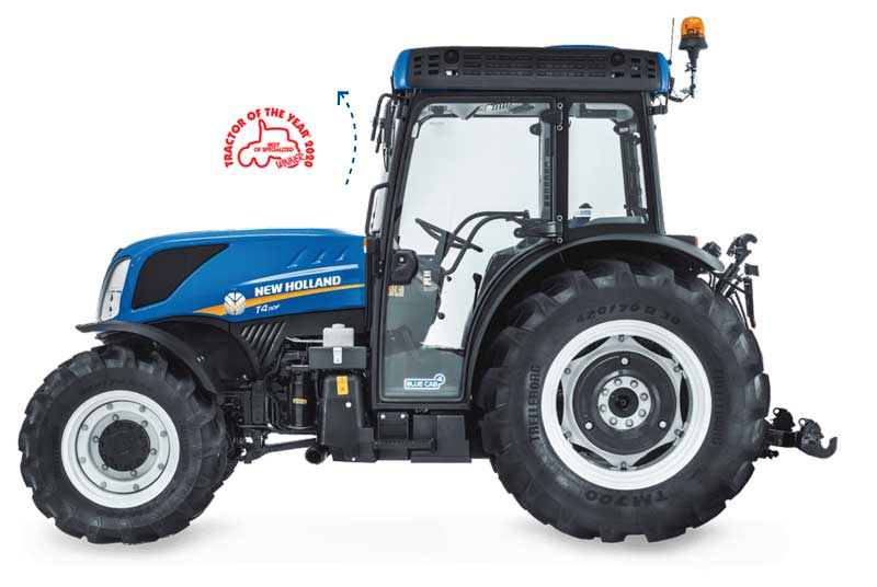 New Holland T4 FNV